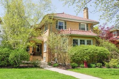 Oak Park Single Family Home For Sale: 915 North Oak Park Avenue