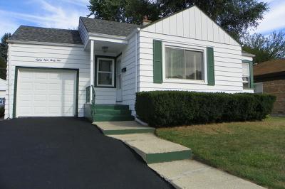 Evergreen Park  Single Family Home New: 8831 South Talman Avenue