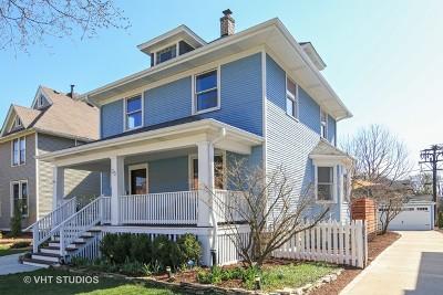 La Grange Single Family Home Price Change: 33 South Brainard Avenue