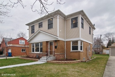 La Grange Park Single Family Home For Sale: 1128 Kemman Avenue