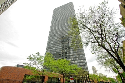 Cook County Condo/Townhouse New: 5415 North Sheridan Road #4715