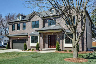 Northbrook Single Family Home For Sale: 1804 Highland Avenue