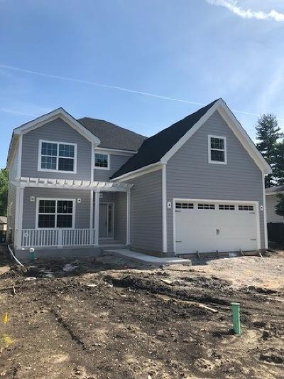 Wheaton Single Family Home New: 26w301 Grand Avenue