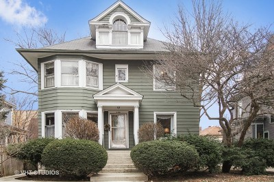 Oak Park Single Family Home For Sale: 206 South Grove Avenue