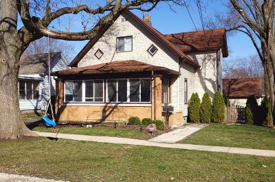 Lockport Single Family Home New: 1506 South Jefferson Street