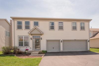 Hampshire Single Family Home New: 2571 Fallbrook Drive