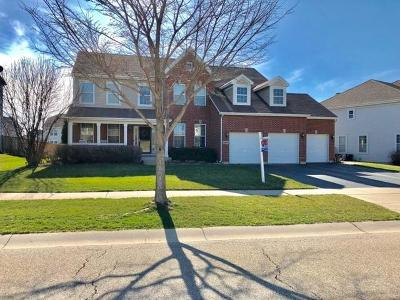Huntley Single Family Home New: 11271 Fitzgerald Lane
