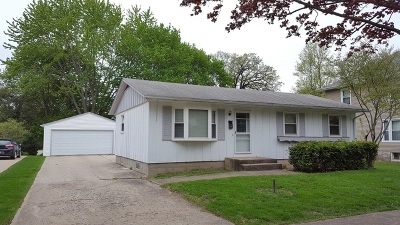 Harvard Single Family Home For Sale: 1004 North Hart Street