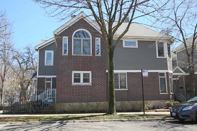 Cook County Condo/Townhouse New: 3355 North Racine Avenue