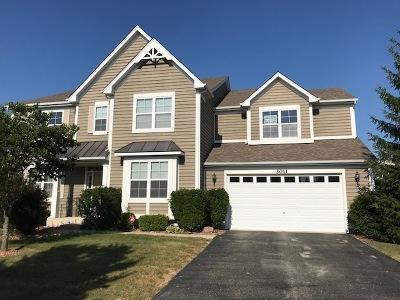 Elgin Single Family Home For Sale: 3011 Cranston Avenue