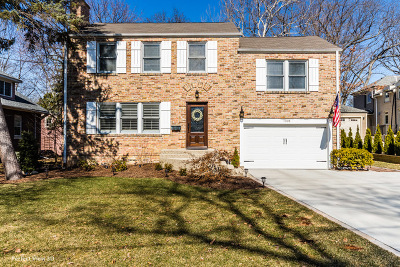 Northbrook Single Family Home New: 1708 Chapel Court