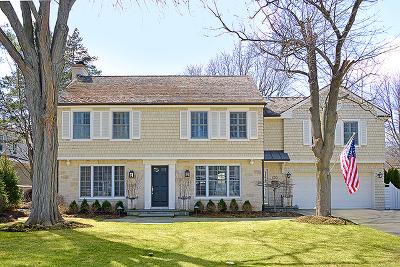 Glenview Single Family Home New: 630 Windsor Road