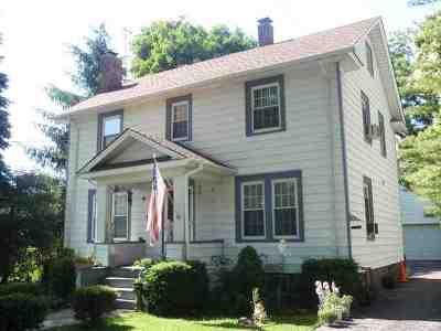 Libertyville Single Family Home For Sale: 121 West Austin Avenue