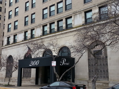 Chicago Condo/Townhouse New: 2100 North Lincoln Park West #11B-S