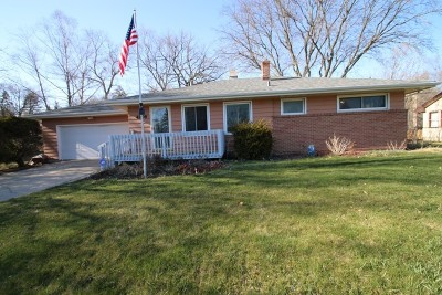 Single Family Home For Sale: 4908 Gregwood Place