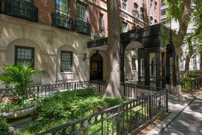 Cook County Condo/Townhouse New: 210 East Pearson Street #6C