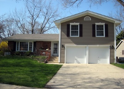 Hoffman Estates Single Family Home New: 996 Hillcrest Boulevard