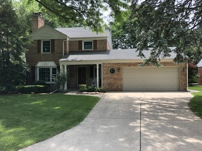 Arlington Heights Single Family Home New: 320 South Windsor Drive
