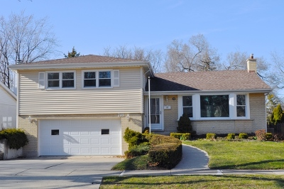 Arlington Heights IL Single Family Home New: $415,000