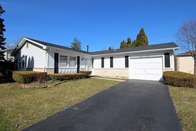 Hoffman Estates Single Family Home New: 1414 Westbury Drive