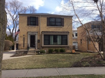 Arlington Heights IL Single Family Home New: $429,000