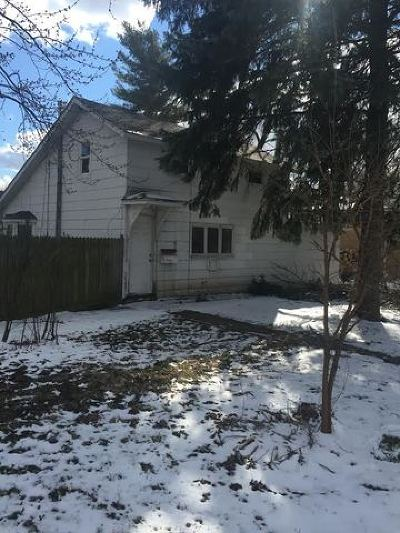 Plainfield Single Family Home New: 23619 West Lockport Street
