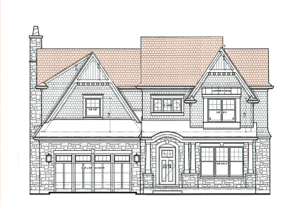 Wilmette Single Family Home New: 440 Sunset Drive