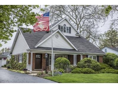 Glenview Single Family Home New: 1154 Washington Street