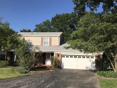 Palos Heights, Palos Hills Single Family Home For Sale: 9045 West Oak Crest Court