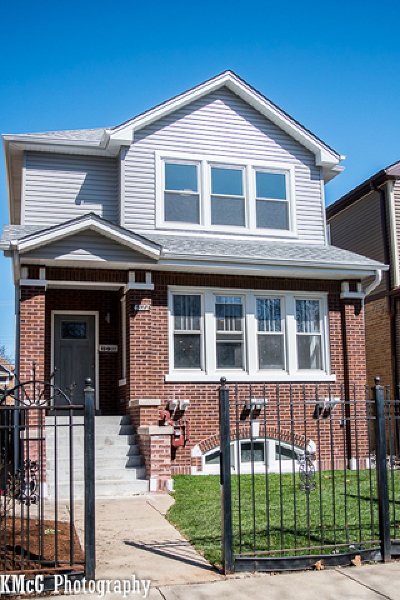 Chicago Single Family Home New: 4827 North Ridgeway Avenue North