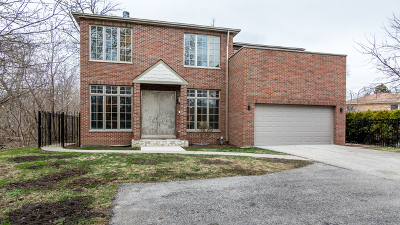 Chicago Single Family Home New: 4756 West Bryn Mawr Avenue
