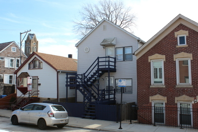 Chicago Multi Family Home New: 915 West 18th Place