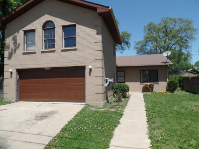 Melrose Park Single Family Home For Sale: 10304 West Palmer Avenue