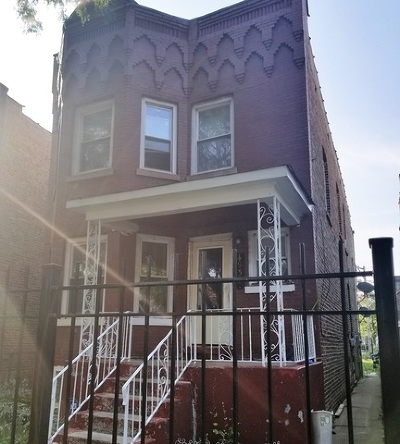 Chicago Multi Family Home New: 4939 West Superior Street