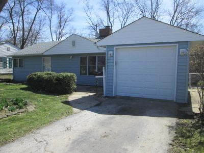 Park Forest Single Family Home Contingent: 115 Sauk Trail