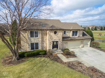 Naperville IL Single Family Home New: $474,900