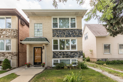Chicago Multi Family Home New: 5647 West Lawrence Avenue