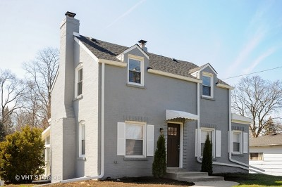 Prospect Heights Single Family Home For Sale: 306 North Elmhurst Road