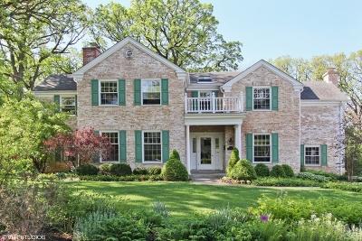 Flossmoor Single Family Home For Sale: 2426 Dundonald Road