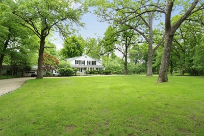 Lake Forest Single Family Home For Sale: 1388 North Green Bay Road