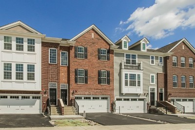 Woodridge Condo/Townhouse New: 2488 Huntleigh #10.02 Lane