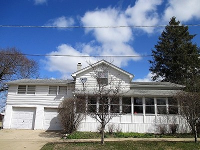 South Elgin Single Family Home New: 364 Mill Street
