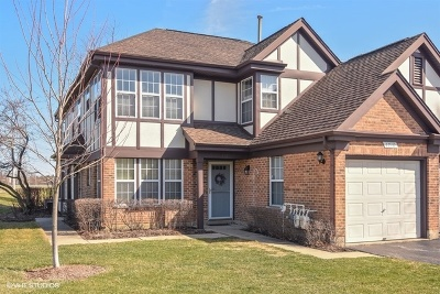 Buffalo Grove Condo/Townhouse Re-Activated: 1216 Clearview Court #2-25-F