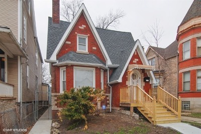 Chicago Single Family Home New: 562 North Long Avenue