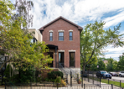 Roscoe Village Single Family Home Price Change: 3101 North Hoyne Avenue