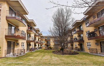 Chicago Condo/Townhouse New: 5340 West Windsor Avenue #3J