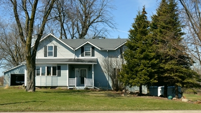 Hampshire Single Family Home For Sale: 17n620 Ketchum Road