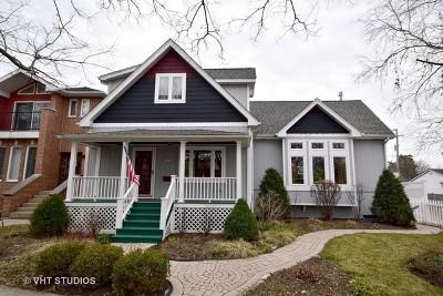 Chicago Single Family Home New: 6215 North Nordica Avenue