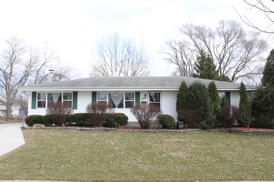 Hoffman Estates Single Family Home New: 425 Ashland Street