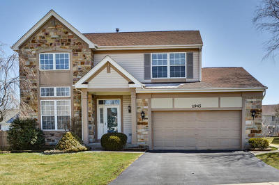 Wheeling Single Family Home For Sale: 1945 Chamberry Court